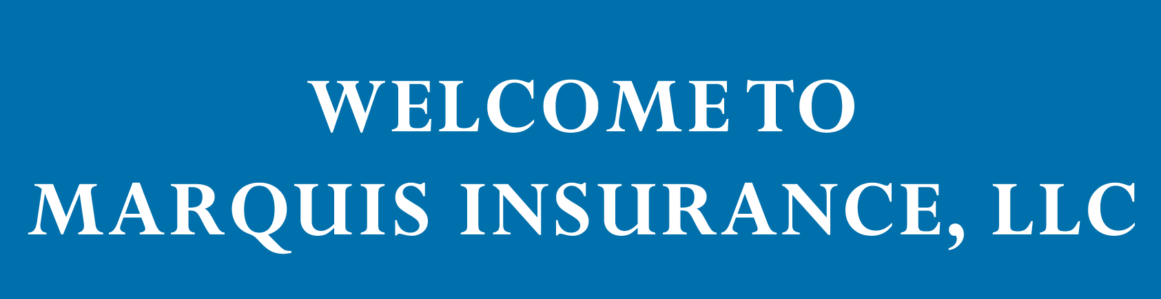 Marquis Insurance Home Page